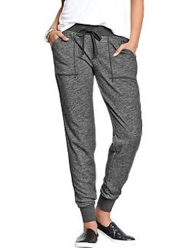 womens-skinny-fleece-pants by old-navy