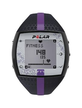 ft7-heart-rate-monitor-fitness-watch---purple by generic