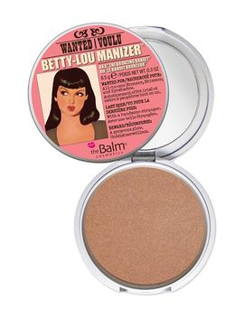 betty-lou-manizer®-bronzing-highlighter by thebalm®