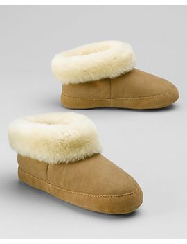 eddie-bauer-shearling-boot-slippers---womens by eddie-bauer