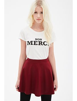 non-merci-graphic-tee by forever-21