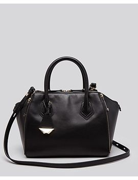 rebecca-minkoff-satchel---mini-perry- by mini-perry