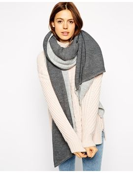 asos-color-block-scarf by asos-collection