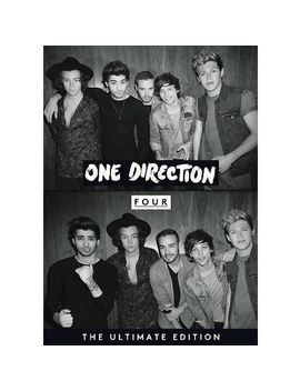 one-direction--four-(deluxe-edition) by target