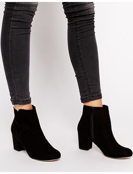 asos-read-my-lips-ankle-boots by asos-collection