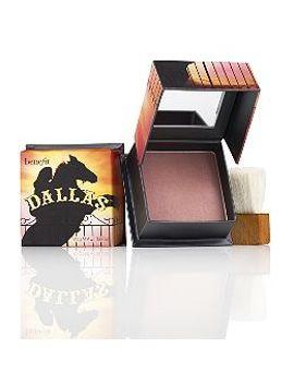 dallas-dusty-rose-blush-&-bronzer by benefit-cosmetics