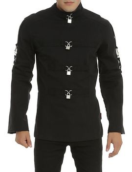 tripp-black-straight-jacket by hot-topic