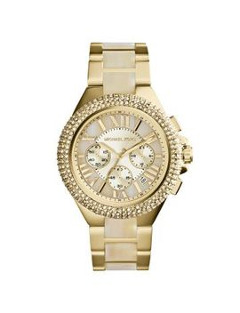 camille-horn-acetate-watch by michael-kors