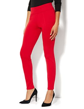 high-waist-ponte-legging by new-york-&-company