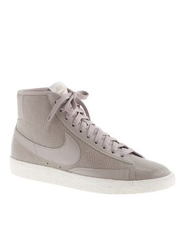 womens-nike®-blazer-mid-vintage-sneakers by womens-nike