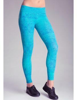 printed-leggings by bebe