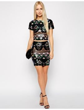 club-l-sequin-mini-skirt by skirt