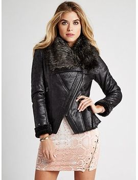 morvana-jacket by guess