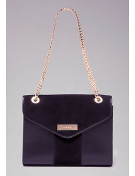 lesedi-leather-shoulder-bag by bebe