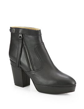 track-leather-platform-ankle-boots by acne-studios