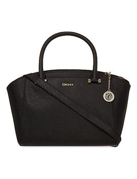 saffiano-small-satchel by dkny