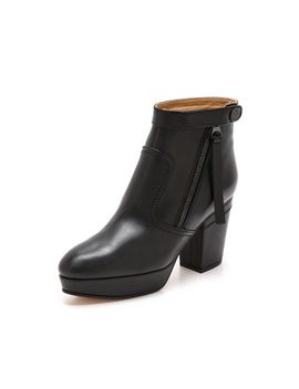 track-platform-booties by acne-studios