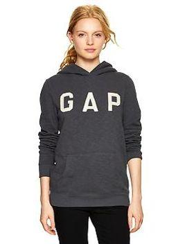 logo-hoodie by gap