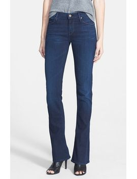 the-runaway-skinny-flare-jeans by mother