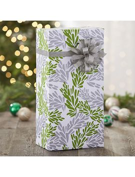 winter-bough-wrapping-paper by crate&barrel