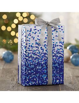 confetti-wrapping-paper by crate&barrel