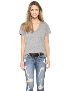 the-v-neck-tee by current_elliott