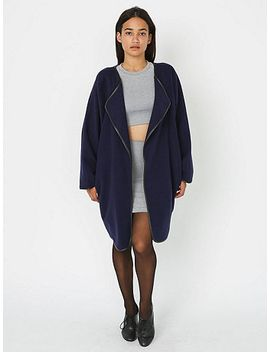 wool-cashmere-cardi-coat by american-apparel