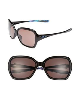 overtime---karena-59mm-polarized-sunglasses by oakley
