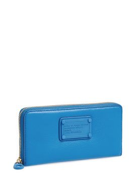 marc-by-marc-jacobs-electro-q---vertical-zippy-leather-wallet by marc-jacobs