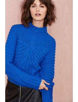 christine-crop-sweater by nasty-gal