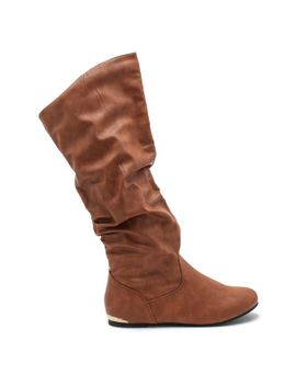 kalisa-76--slice-of-metal-slouch-boot by agaci