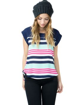 show-your-stripes-tee by agaci