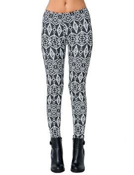 aztec-movement-legging by agaci
