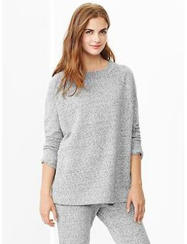 french-terry-pullover by gap