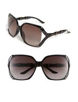 58mm-oversized-sunglasses by gucci