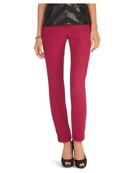 soft-tapered-ankle-pants by whbm