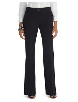 seasonless-bootcut-black-pants by whbm