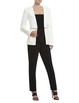 pierce-long-jacket by bcbgmaxazria