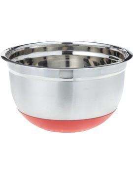 excelsteel-298-5-quart-stainless-steel-non-skid-base-mixing-bowl by excelsteel