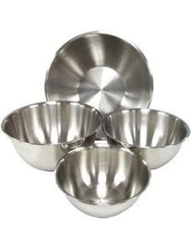 chefland-mixing-bowl,-large,-stainless-steel,-set-of-4-sizes---3,-5,-8-and-13-qt by chefland