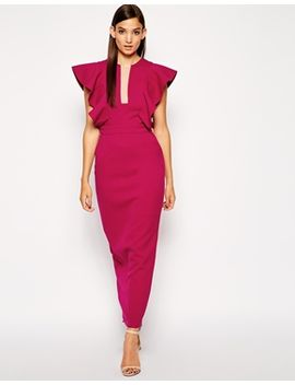 three-floor-frill-on-flirt-dress by three-floor