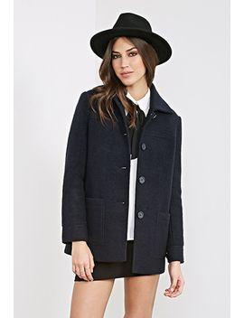 oversized-wool-blend-coat by forever-21
