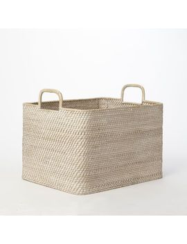 modern-weave-oversized-storage-bin by west-elm