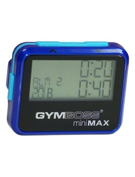 gymboss-minimax-interval-timer-and-stopwatch---blue-_-blue-metallic-gloss by gymboss