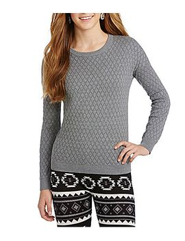 gb-quilted-diamond-sweater by generic