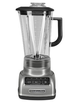 kitchenaid-ksb1575cu-5-speed-diamond-blender-with-60-ounce-bpa-free-pitcher---contour-silver by kitchenaid