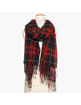 blanket-scarf by madewell