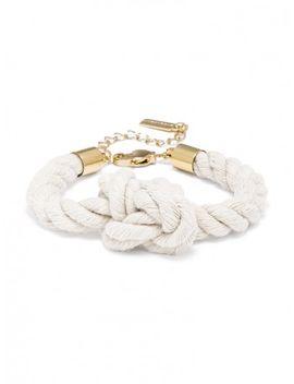 cape-knot-bracelet by baublebar
