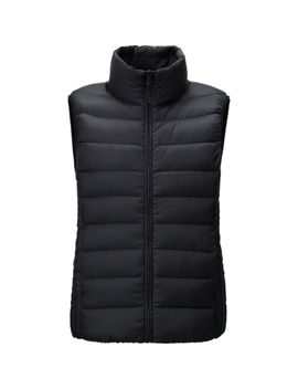 women-ultra-light-down-vest by uniqlo