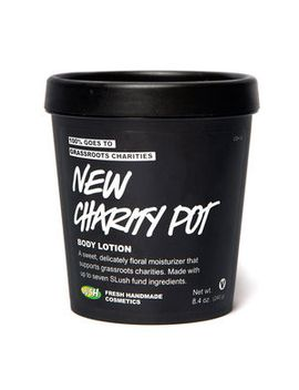 charity-pot by lush